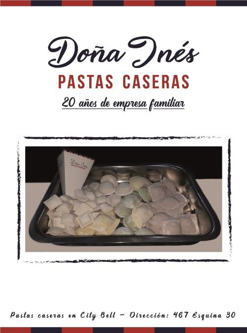 DOÑA INES PASTAS CASERAS
