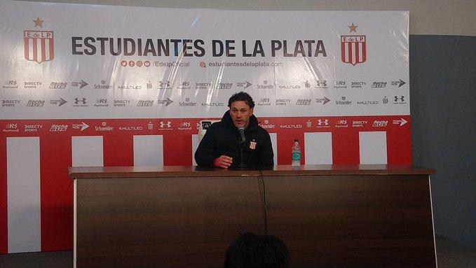 Gabriel Milito tras el partido ante Velez