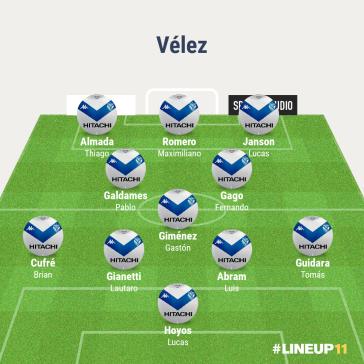 Formación de Vélez